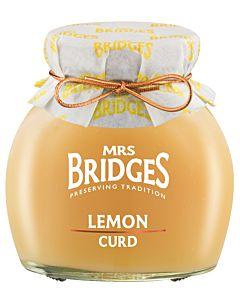 MRS BRIDGES SITRUUNATAHNA LEMON CURD 340G