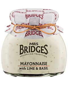 MRS BRIDGES LIME-BASILIKA MAJONEESI 180G