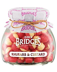 MRS BRIDGES MAKEINEN RAPARPERIVANILJA 155G
