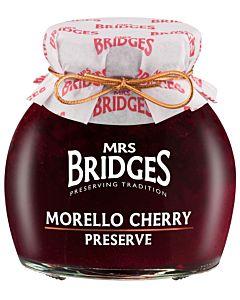 MRS BRIDGES MORELLO KIRSIKKAHILLO 340G