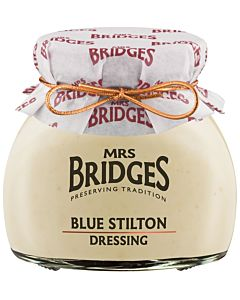 MRS BRIDGES STILTON SINIHOMEJUUSTOKASTIKE 180G