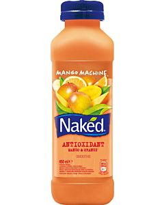 NAKED MANGO MACHINE SMOOTHIE MEHUJUOMA 450ML