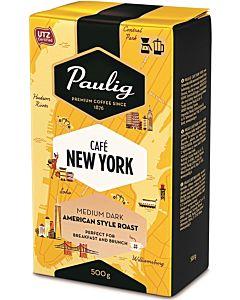 PAULIG CAFE NEW YORK 500G HIENOJAUHETTU KAHVI