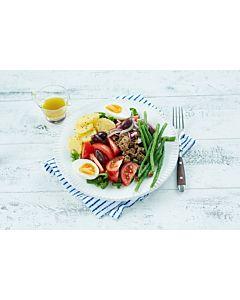Resepti-Nizzalainen Härkis salaatti