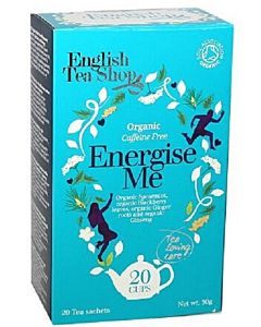 ENGLISH TEA SHOP LUOMUTEE ENERGISE ME 20PSS/ 30G
