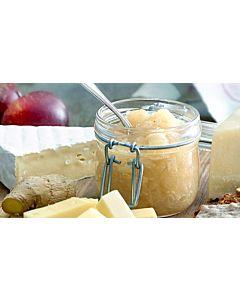 Resepti-Inkiväärillä maustettu omenahillo