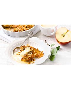 Resepti-Omena-kauratoskapaistos