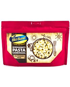 BLÅ BAND OUTDOOR MEAL PASTA CARBONARA 143G