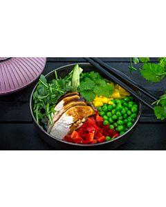 Resepti-Broileri Poke Bowl
