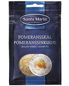 SANTA MARIA POMERANSSINKUORI 20G JAUHETTU PSS