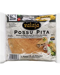 VATAJA PULLED PORK PITA 175G