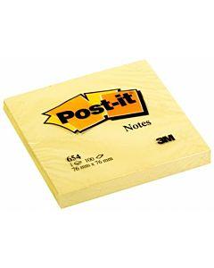 POST-IT VIESTILAPPU 76X76MM 100 LAPPUA