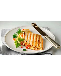 Resepti-Täytetty tortillapaistos eli quesadilla