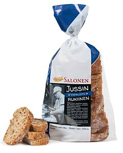 SALONEN JUSSIN VIIPALOITU RUKIINEN 400G