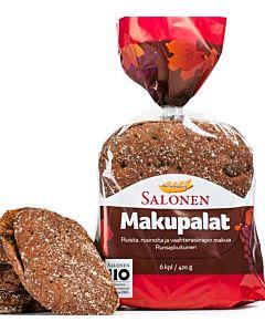 SALONEN MAKUPALAT 6KPL 420G