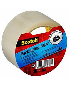 SCOTCH PAKKAUSTEIPPI 50MMX66MM KIRKAS