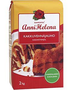 SUNNUNTAI ANNI-HELENA KAKKUVEHNÄJAUHO 2KG