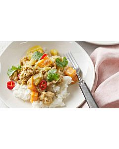Resepti-Thai curry