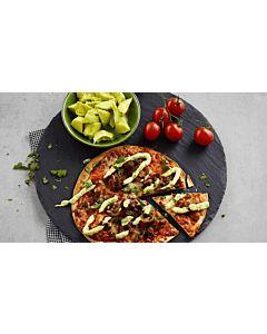 Resepti-Härkis® tortillapizza