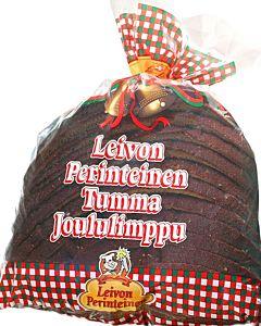 LEIVON PERINTEINEN TUMMA JOULULIMPPU VIIPALOITU 550G