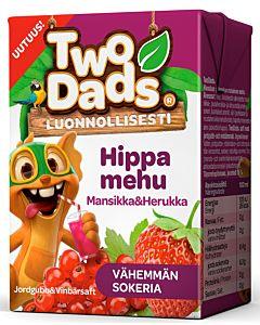 TWODADS HIPPAMEHU MANSIKKA & HERUKKA 2DL