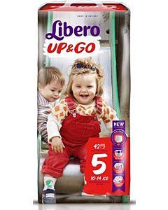 LIBERO UP&GO HOUSUVAIPPA KOKO 5 (10-14 KG) 42KPL