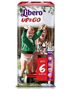 LIBERO UP&GO HOUSUVAIPPA KOKO 6 (13-20 KG) 38KPL
