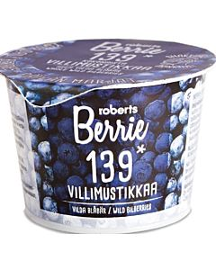 ROBERTS BERRIE VILLIMUSTIKKA 100ML