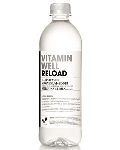 VITAMIN WELL 50CL RELOAD VITAMIINIJUOMA