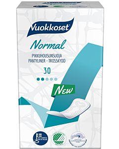 VUOKKOSET 30KPL NORMAL PIKKUHOUSUNSUOJA
