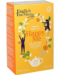 ENGLISH TEA SHOP LUOMUTEE HAPPY ME 20PSS/ 30G
