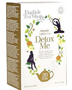 ENGLISH TEA SHOP LUOMUTEE DETOX ME 20PSS/ 30G