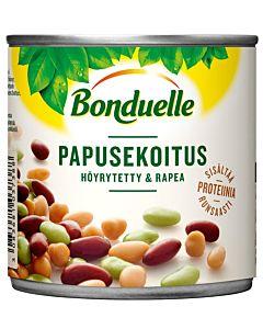 BONDUELLE 310/250G HÖYRYTETETYT PAPUSEKOITUS