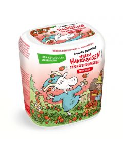 HERRA HAKKARAISEN 55G XYLITOL MANSIKKAPASTILLI