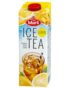 MARLI 1L ICE TEA LEMON SITR/JÄÄTEEJUOMA