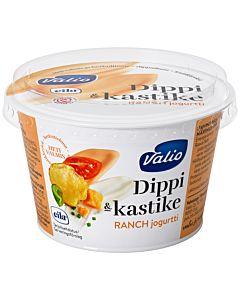 VALIO DIPPI & KASTIKE RANCH JOGURTTI 200G LAKTOOSITON