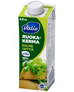 VALIO RUOKAKERMA KOLME YRTTIÄ 2,5DL UHT LAKTOOSITON