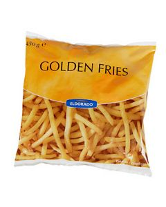 PAKASTE ELDORADO GOLDEN FRIES 450G