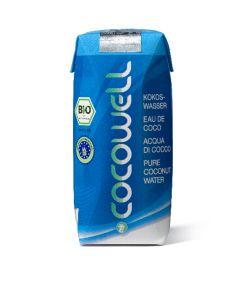 COCOWELL LUOMU KOOKOSVESI 330ML