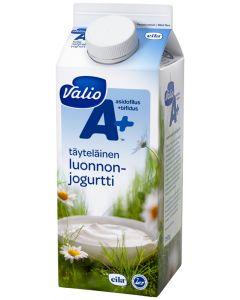 VALIO A+ TÄYTELÄINEN LUONNONJOGURTTI LAKTOOSITON 750G