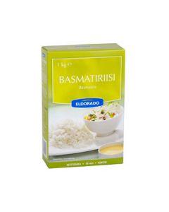 ELDORADO BASMATIRIISI 1KG