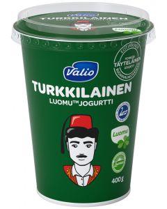 VALIO LUOMU™ TURKKILAINEN JOGURTTI 400G