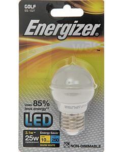 ENERGIZER LED POLTTIMO PIENI KUPU E27 3,1W