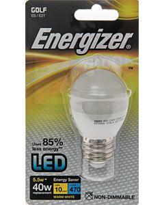 ENERGIZER LED POLTTIMO PIENI KUPU E27 5,5W