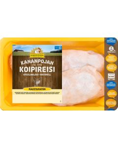 KARINIEMEN KOIPIREISI MAUSTAMATON 3KPL N.1,0-1,2KG
