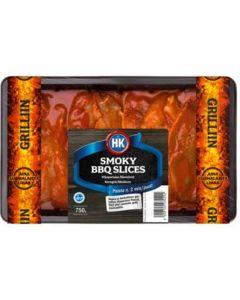 HK VILJAPORSAAN SMOKY BBQ SLICES N.12KPL N.650-850G