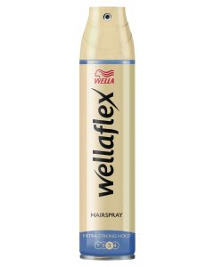 WELLAFLEX 250ML EXTRA STRONG HIUSKIINNE