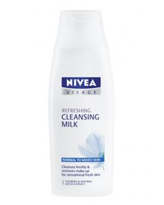 NIVEA REFRESHING CLEANSING MILK PUHDISTUSEMULSIO 200ML