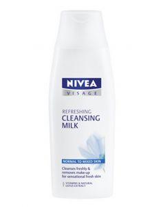 NIVEA REFRESHING CLEANSING MILK PUHDISTUSEMULSIO 200ML