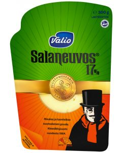 VALIO SALANEUVOS 17% VIIPALE 300G